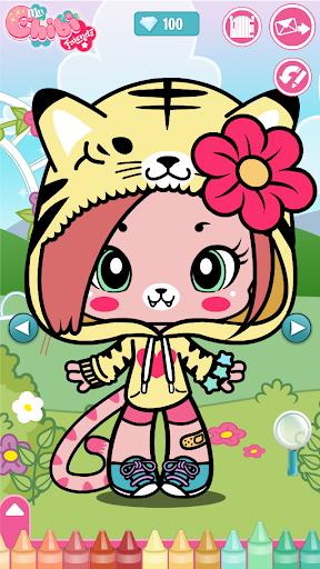 My Chibi Friends - Cute Maker