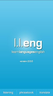 Learn Languages: English - screenshot thumbnail