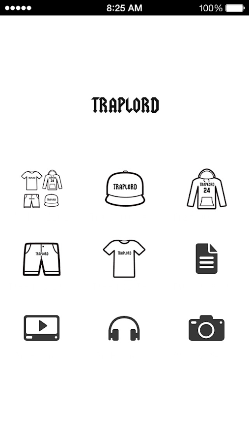 Traplord- screenshot