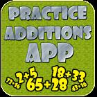 Practice Additions App icon