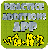 Practice Additions App