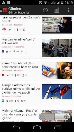 Haberbüs Haber - Tüm Gazeteler