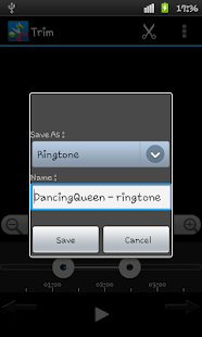 ZeoRing  - Ringtone Editor - screenshot thumbnail