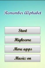Remember Game English Alphabet Android Casual