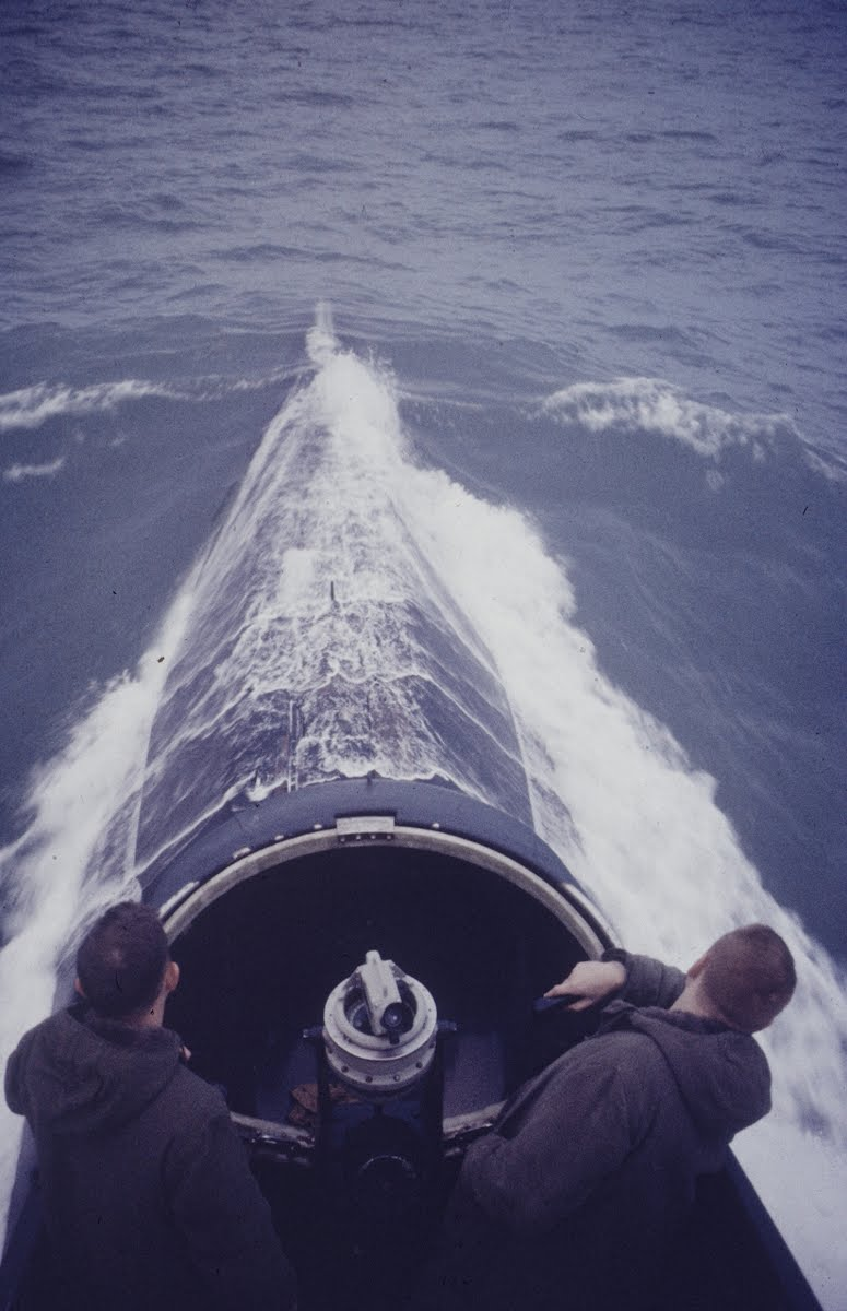 Atomic Submarine Uss Skate