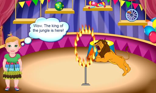 婴儿马戏团 - 动物游戏