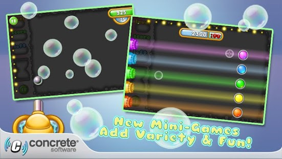 Aces Bubble Popper - screenshot thumbnail