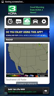 Alarm Clock KCRA 3 Sacramento - screenshot thumbnail