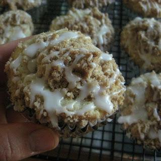 Streusel Cupcakes