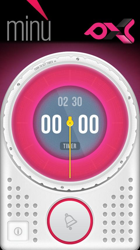 Minu - The Design Timer - screenshot