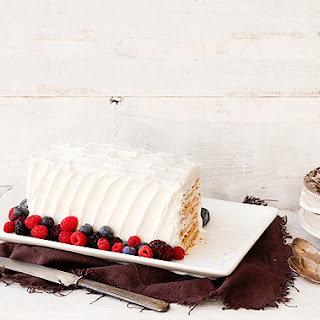 Strawberry Icebox Cake.