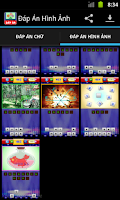 Screenshot of Dap An Bat Chu 2