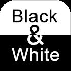 黑与白 icon