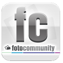 fotocommunity photo app (free) icon