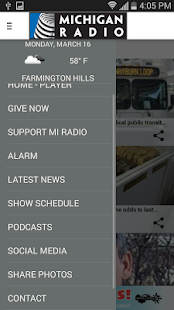 Michigan Radio App V4- screenshot thumbnail