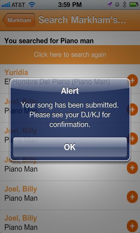 Karaoke Vibe- screenshot
