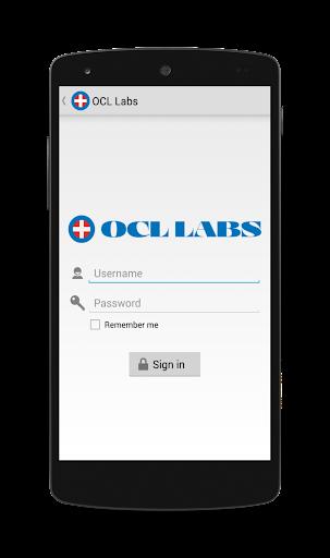 OCL Lab Results