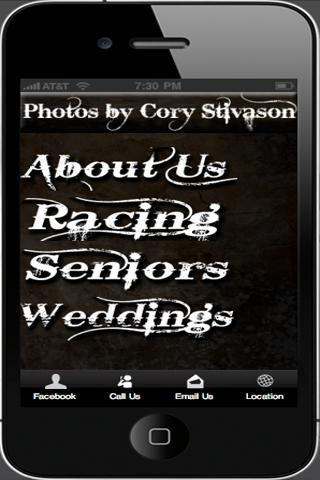 Photos by Cory Stivason - screenshot