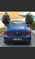 Screenshot of Modifiye Arabalar