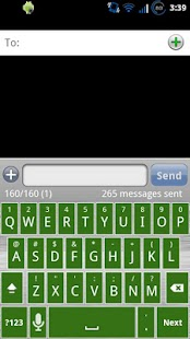 Pink and Black Keyboard Skin - Android Apps und Tests - ...