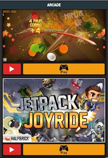 Best Arcade Games- screenshot thumbnail