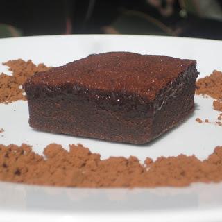 Cocoa Brownie Pudding Recipe.