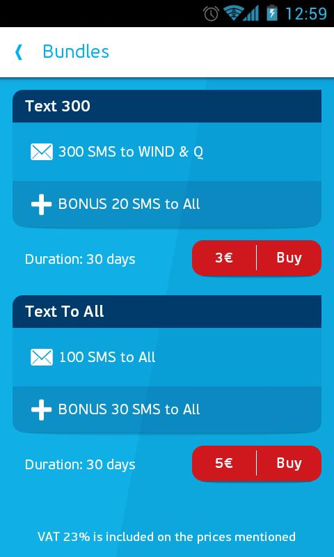 My F2G - screenshot