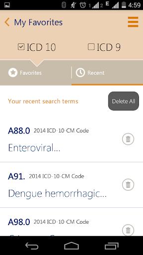 玩免費醫療APP|下載ICD-10 & ICD-9 Code Reference app不用錢|硬是要APP