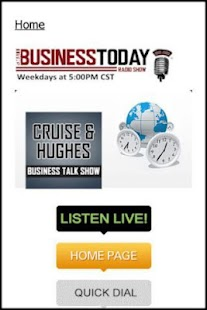 Small Business Today Radio - screenshot thumbnail