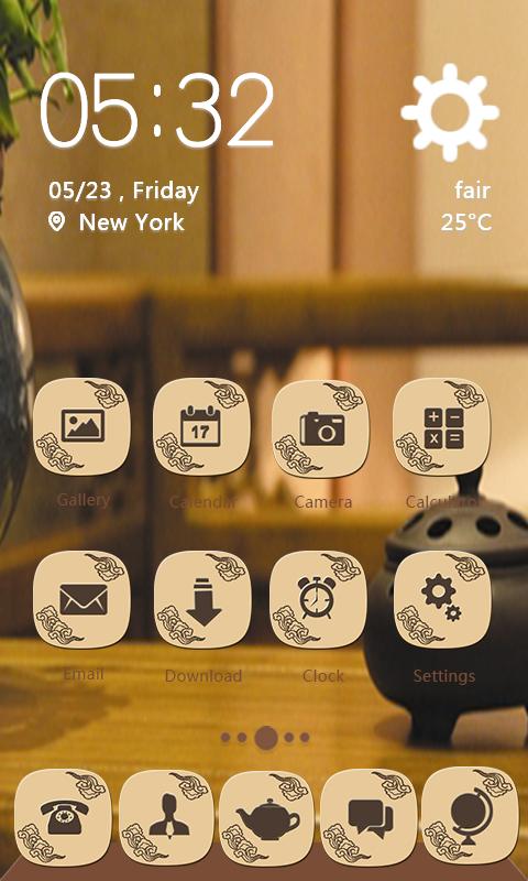 Tea Life Icons & Wallpapers - screenshot