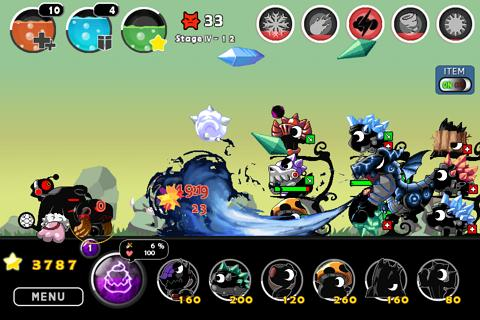 Defen-G Astro POP - FREE - screenshot