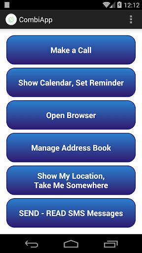 Combi App