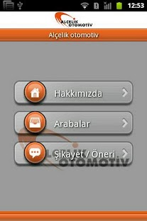 Alcelik Otomotiv - screenshot thumbnail