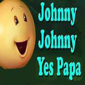 Johny Johny Yes Papa Kid Rhyme