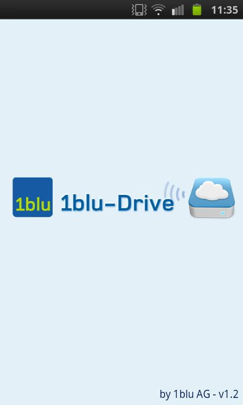 1blu-Drive- screenshot