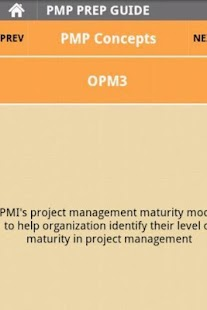 PMP® Exam Prep Guide- screenshot thumbnail