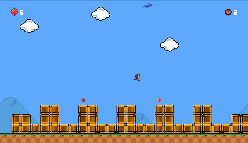 Super Bansky Run- screenshot