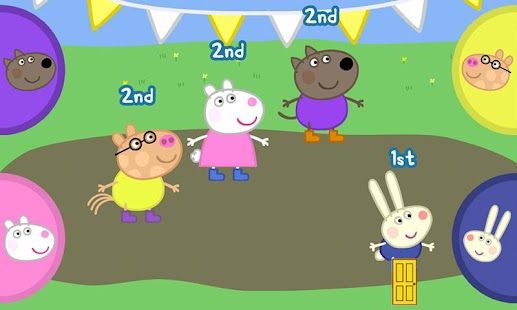 Peppa Pig's Sports Day - screenshot thumbnail