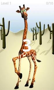 Talking George The Giraffe - screenshot thumbnail
