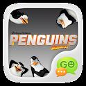 GO SMS PRO PENGUINS STICKER icon