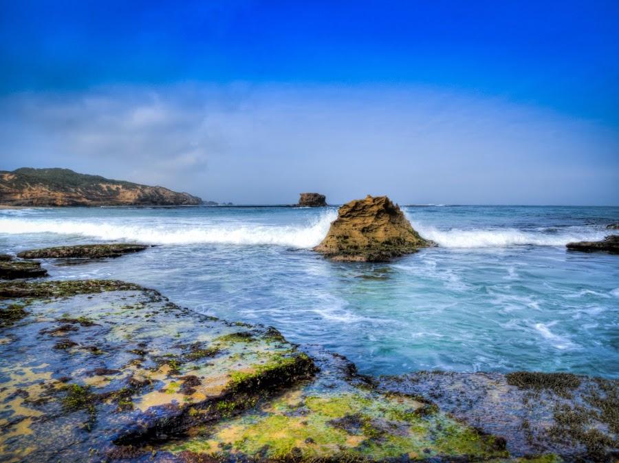 Sorrento Back Beach, Mornington Peninsula by Shakenimages Ken - Landscapes Beaches