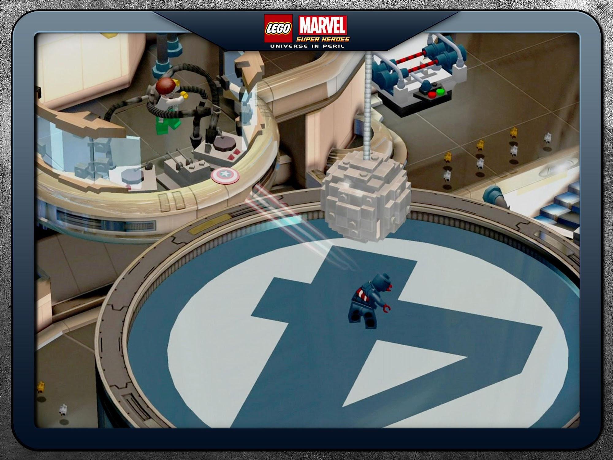 LEGO ® Marvel Super Heroes screenshot #7