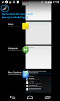 Screenshot of Recent App Cleaner - Xposed