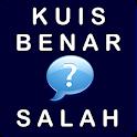 Kuis Benar Atau Salah icon