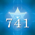 741 Hz Solfeggio Meditation icon