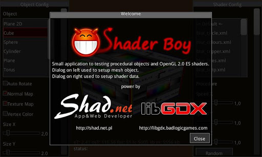 s3 Shader Boy