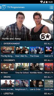 YouView - screenshot thumbnail
