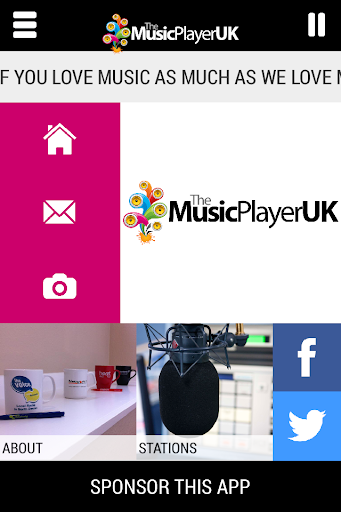 The Music Player UK