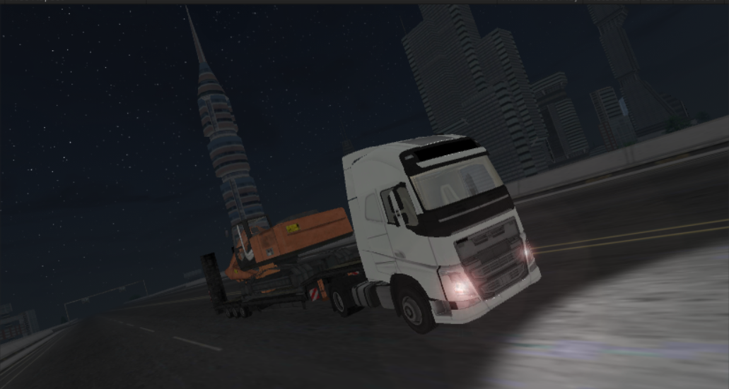 Truck Simulator : City- screenshot