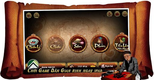 Game Dân Gian - Game Bài